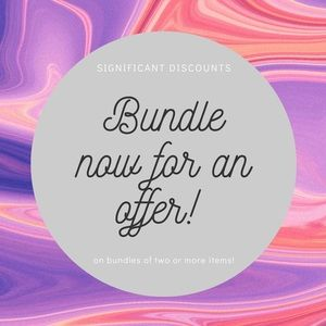 Other - BUNDLE ITEMS NOW FOR BIG DISCOUNTS!